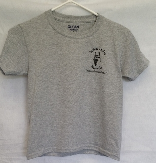 Youth Grey T-Shirt