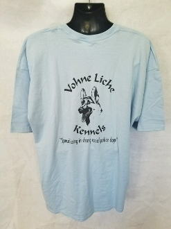 Light Blue VLK Logo T-shirt
