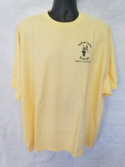 Yellow VLK Logo T-shirt