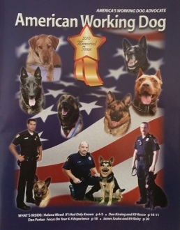 2010 Summer Issue American Working Dogs Magazine